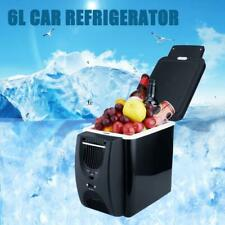 12V Portable Icebox Travel Electric Refrigerator Mini Car Freezer Cooler Warmer