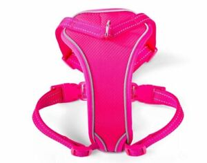 Ultimate Pink Dog Harness - Boots & Barkley Small Pink