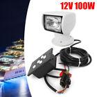 Marine Boat Remote Control Spotlight Searchlight Bulb Flux 2500LM 12V 100W