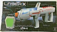Laser X Gaming Set : Laser X Long Range Blaster with Receiver Vest Receiver