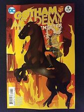 DC Gotham Academy: Second Semester # 8 (1st Print)