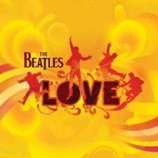 THE BEATLES - LOVE  CD  26 TRACKS BEAT POP / SOFT ROCK  NEU