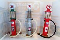 miniatures TEXACO pompes essence GEARBOX USA