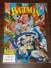BATMAN #473 DC COMICS DARK KNIGHT NM CONDITION JANUARY 1992