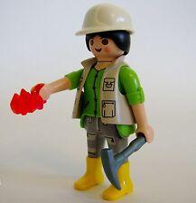 Playmobil serie 7 Figura De Dama Joya minero
