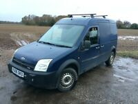 Ford transit Connect LWB High L230 TDCi 2006 diesel