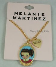 New Melanie Martinez Cry Baby Crybaby Artwork Cameo Charm Pendant Necklace