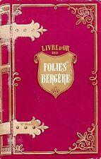 """Feeries & Folies"" JOSEPHINE BAKER in Folies Bergere 1949 Paris, France Program"