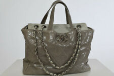 CHANEL Shopper - greige - vintage look