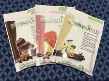 Shakeology! Vegan Chocolate Vanilla Strawberry Flavored Packets (3 total packs)