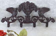 Muro guardarropa hierro gancho de muro palomas guardarropa autoensamblaje Antik hierro fundido