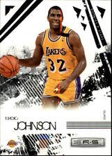 "Earvin ""Magic"" Johnson #114 Panini 2009/10 NBA Basketball Card"