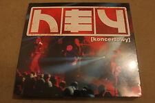 Hey - Koncertowy 2 CD - POLISH RELEASE