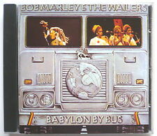 BOB MARLEY & THE WAILERS - Babylon by bus - frz. CD