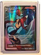 Pokemon card - Full Art Skyla XY BreakPoint Trainer 122/122 Ultra Rare Holo Ex-M