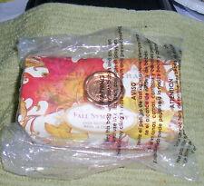 Michel Design Works Bath Bar Soap Fall Symphony Scent Crisp Fall Breeze 9 0z