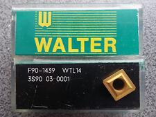 WENDEPLATTEN 10 x WALTER F90-1439 WTL14 WENDESCHNEIDPLATTEN CARBIDE INSERTS