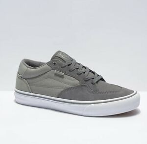 Vans Mens Rowan Zorilla Pro Granite Rock Skate shoes Suede Canvas size 12 NEW