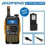 Baofeng GT-3TP MarkIII + 3800mAh battery Tri-Power 8W  VHF/UHF Two-way HP Radio