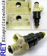 Einspritzdüse BOSCH 0280150719 VW Polo 86 C Golf 030906031A gereinigt & geprüft