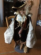 "14"" beautiful story book bisque porcelain doll by Betty Hoot"