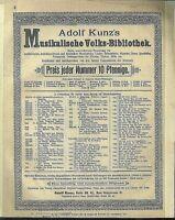 E. Königsberg, FRÖHLICHE JUGEND Op. 30,  übergroße, alte Noten