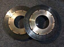 Brembo Racing 355mm x 32mm brake disc rotors GT3 09.8673.13 / 09.8673.23 pair ap