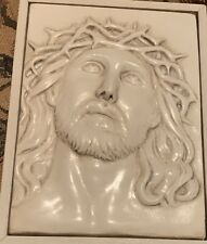 "Retired Sid Dickens Wall Memory Block ""Crown of Thorns"" HCQ04 Free Shipping"