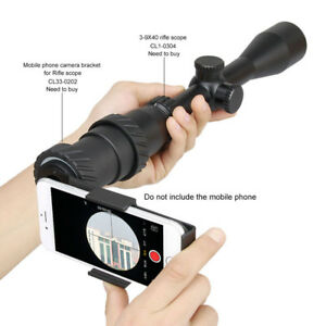 Universal Cell Phone Adapter Mount Cellphone Rifle Scope Adapter Camera Mount