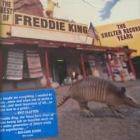 FREDDIE KING - THE BEST OF FREDDIE KING: THE SHELTER YEARS NEW CD