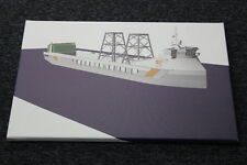 "Print on Canvas ""Flinter Shipping Company"""