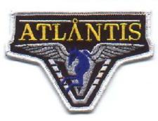 Stargate Atlantis TV Series Pegasus Shoulder Logo Embroidered Patch -new