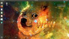 Doge Linux USB ubuntu Dogecoin Core, Atomic Wallet price ticker manage assets