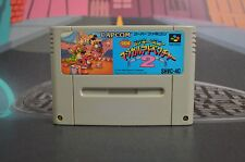 THE GREAT CIRCUS MYSTERY STARRING MICKEY MINNIE SFC SUPER FAMICOM ENVÍO 24/48H