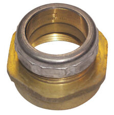"""New listing New! Keeney Slip To Slip Rough Brass Waste Connector 1-1/4"""" x 1-1/2"""" 1875Rb"""