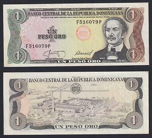 Republica Dominicana 1 peso oro 1987 FDS-/UNC-  B-06