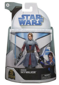 Hasbro Star Wars Black Series 50th Anniversary Anakin Skywalker