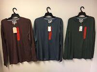 Dakota Grizzly Men's V-Neck Pullover Long Sleeve Shirt size/color variation