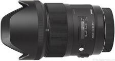 Sigma Art 35mm f/1.4 DG HSM Lens for Nikon F /w Sigma dock