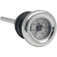 Oil Temperature Gauge Dip Stick For Harley FXR 2 / 3 / 4