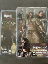 NECA Cult Classics Hall of Fame Texas Chainsaw Massacre Beginning Leatherface