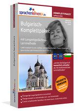 Bulgarisch lernen von A bis Z - Multi-Sprachkurs-DVD plus Smartphone-Version