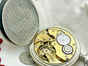 schöne alte Taschenuhr* gut erhalten und läuft *