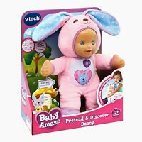 VTech Baby Amaze Pretend and Discover Bunny Doll Ages 2+ New Toy Play Gift Girls