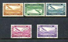 Syria Stamps - Scott #'s C57/C62 - Unused No Gum & Used