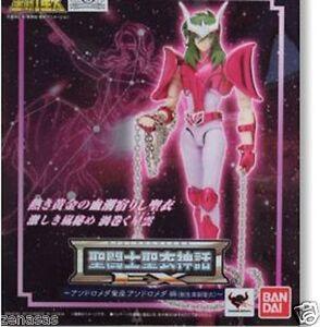 Used Bandai Saint Seiya Myth Cloth EX Andromeda Shun new version PVC From Japan