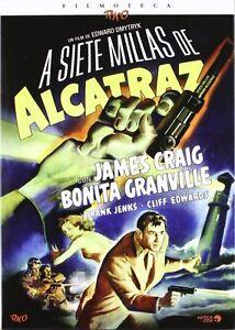 Seven Miles from Alcatraz - James Craig, Bonita Granville,  Edward Dmytryk DVD