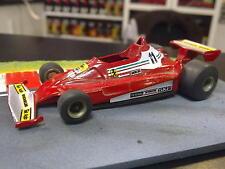 Yaxon Ferrari 312 T2 1978 1:43 #11 Carlos Reutemann, zonder doosje