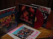 THE FIREBALLS RARE COLORED VINYL 3 LP OUT OF PRINT LIMITED SET + CD + BONUS LP