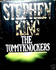 Tommyknockers-Stephen King -  1987 - FIRST EDITION